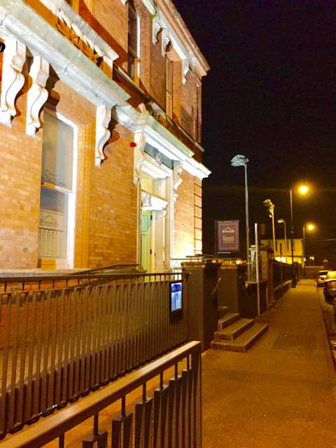 St. George's Terrace Restaurant Review, Carrick-on-Shannon