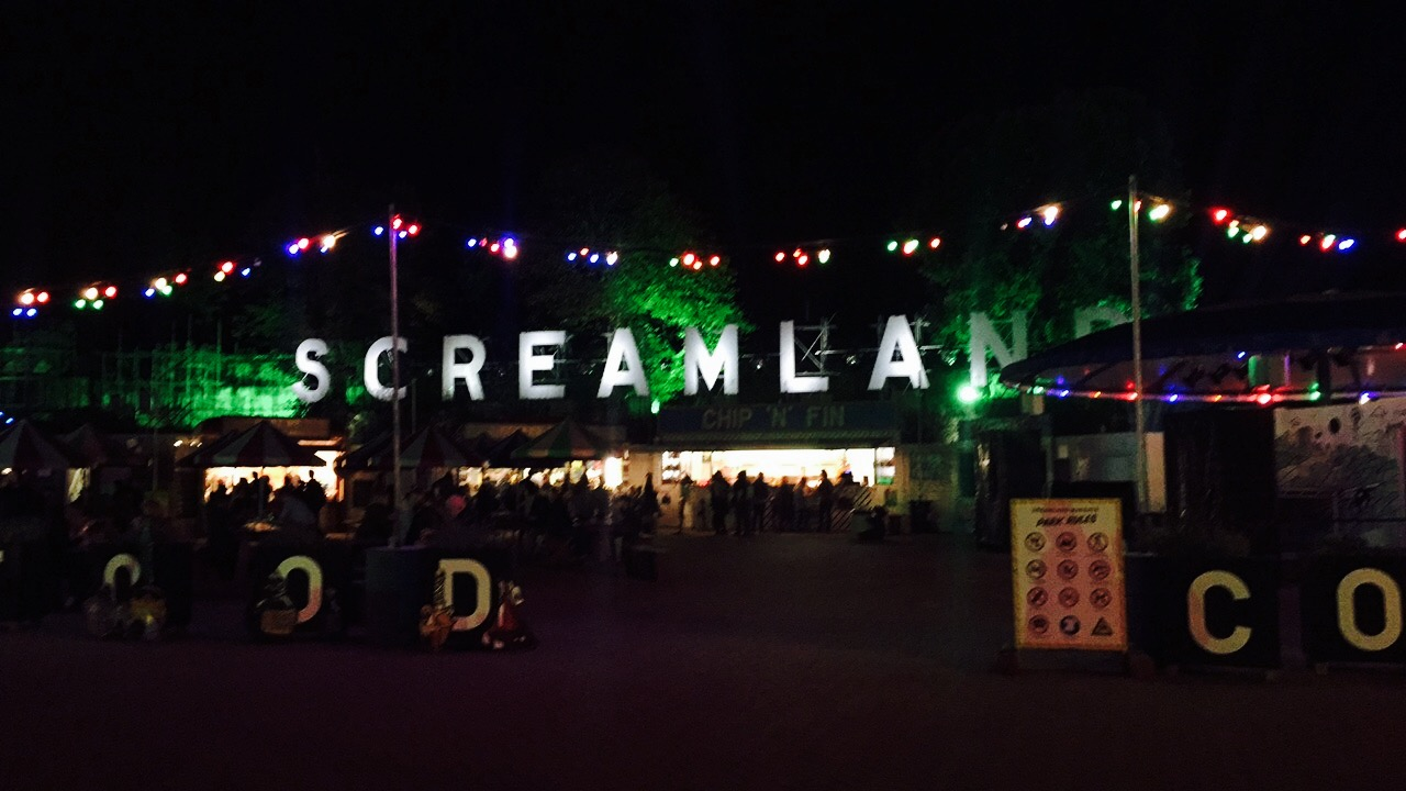 Screamland – Margate