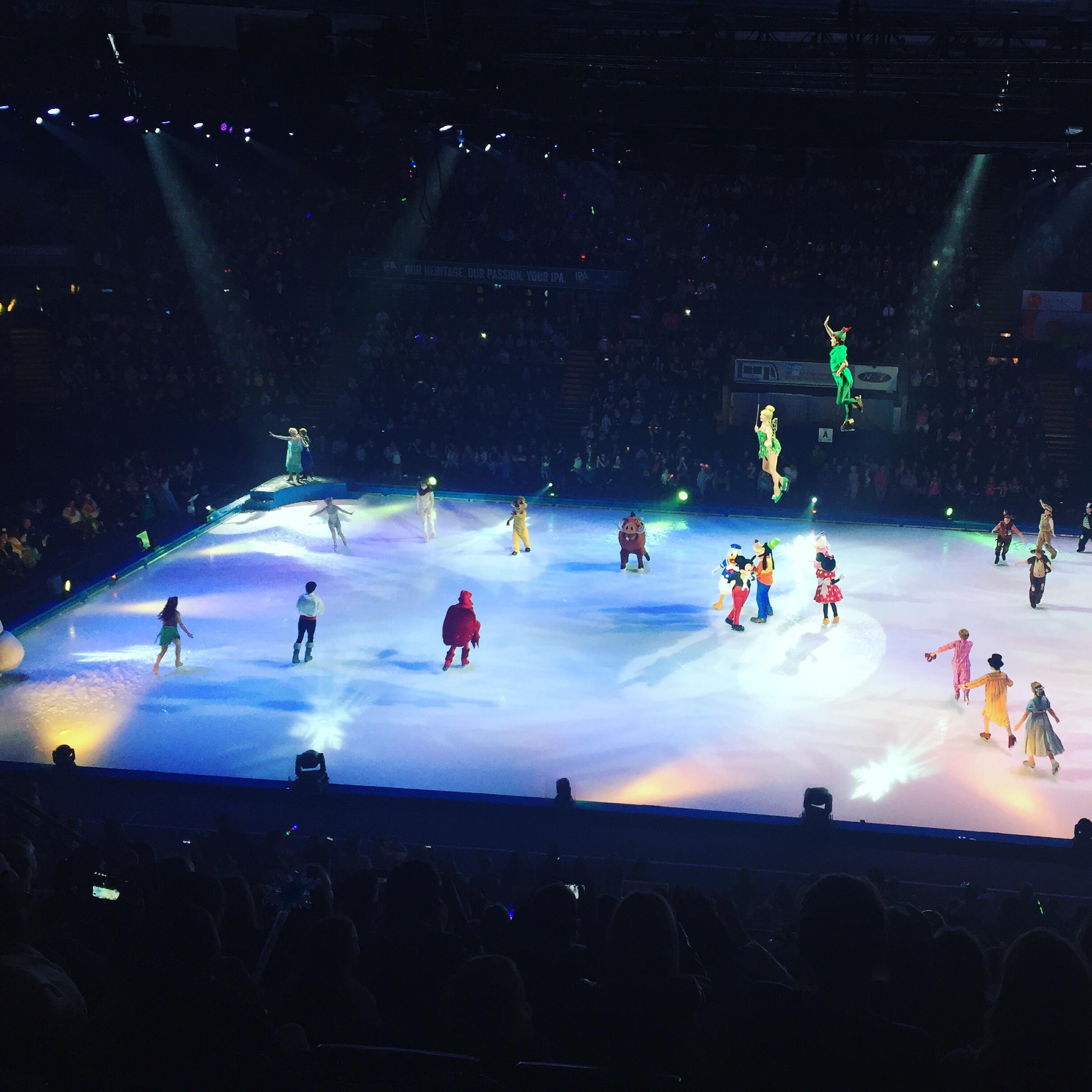 Disney On Ice, Nottingham