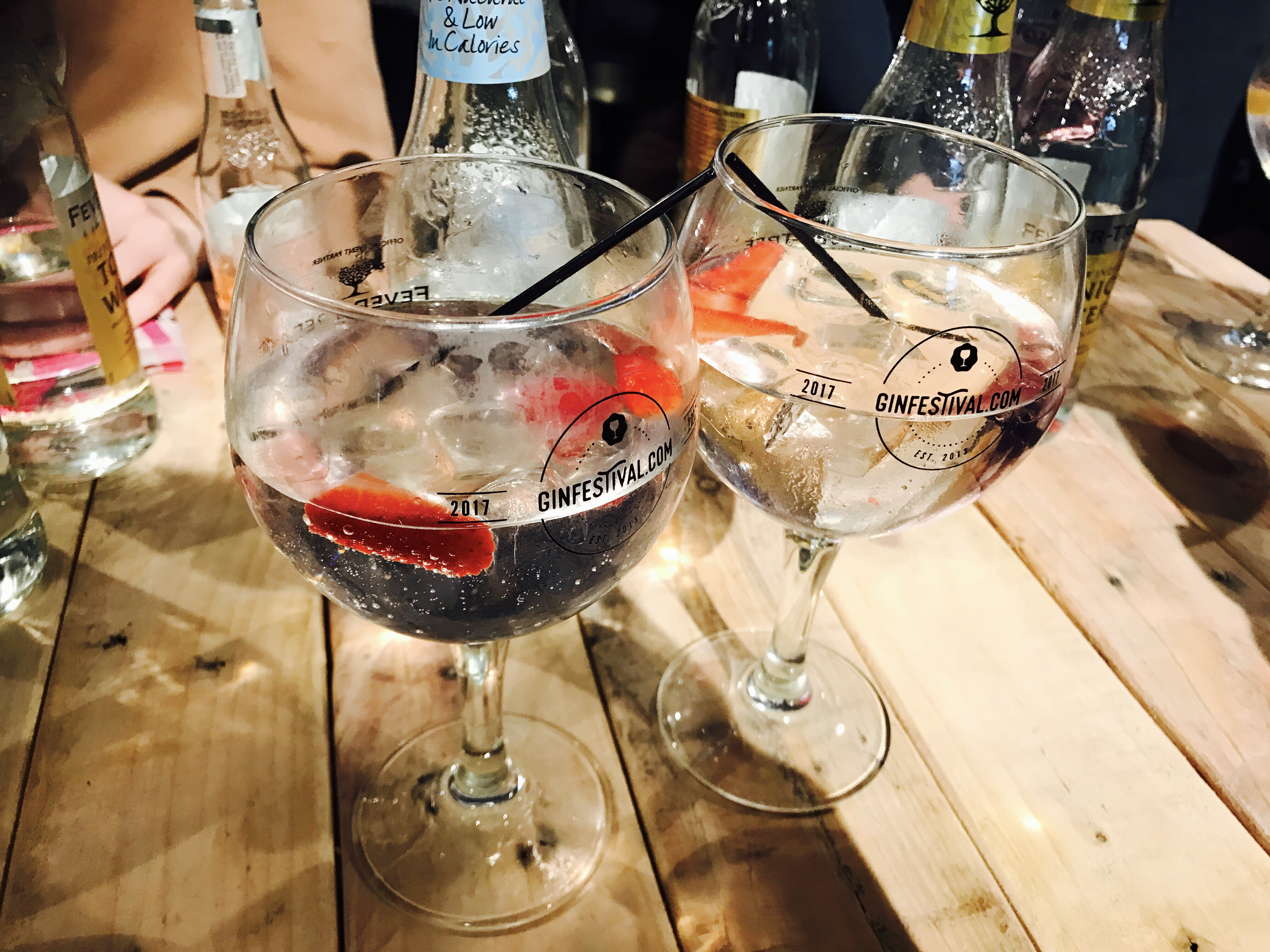 Win – Tickets to London's Gin Festival