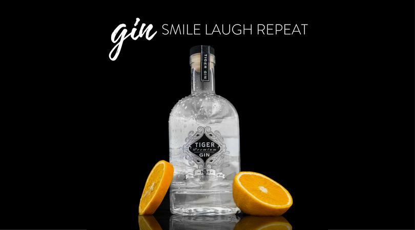 Introducing…Tiger Gin!