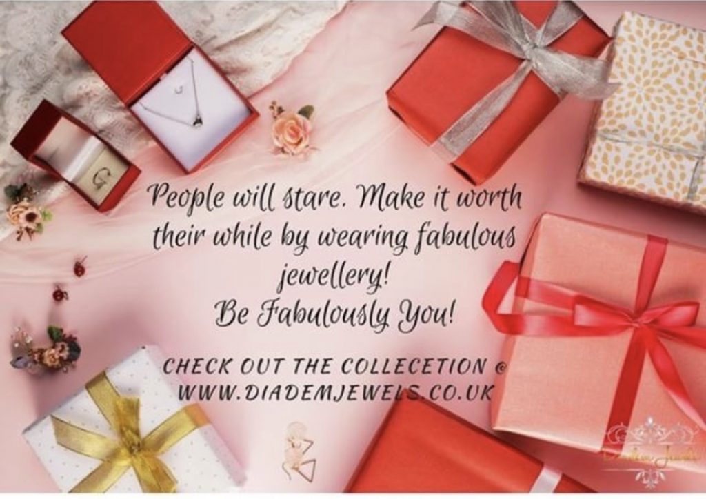 Competition – Win a £30 voucher with Diadem Jewels
