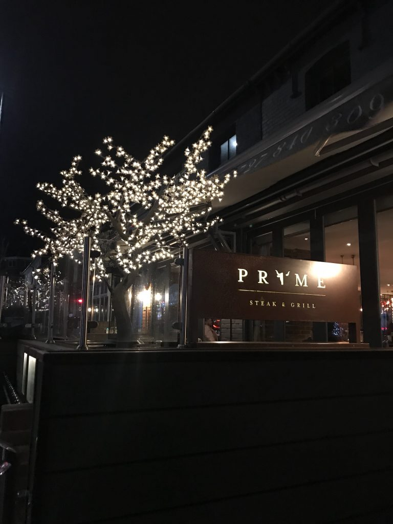 Prime Steak and Grill, St Albans