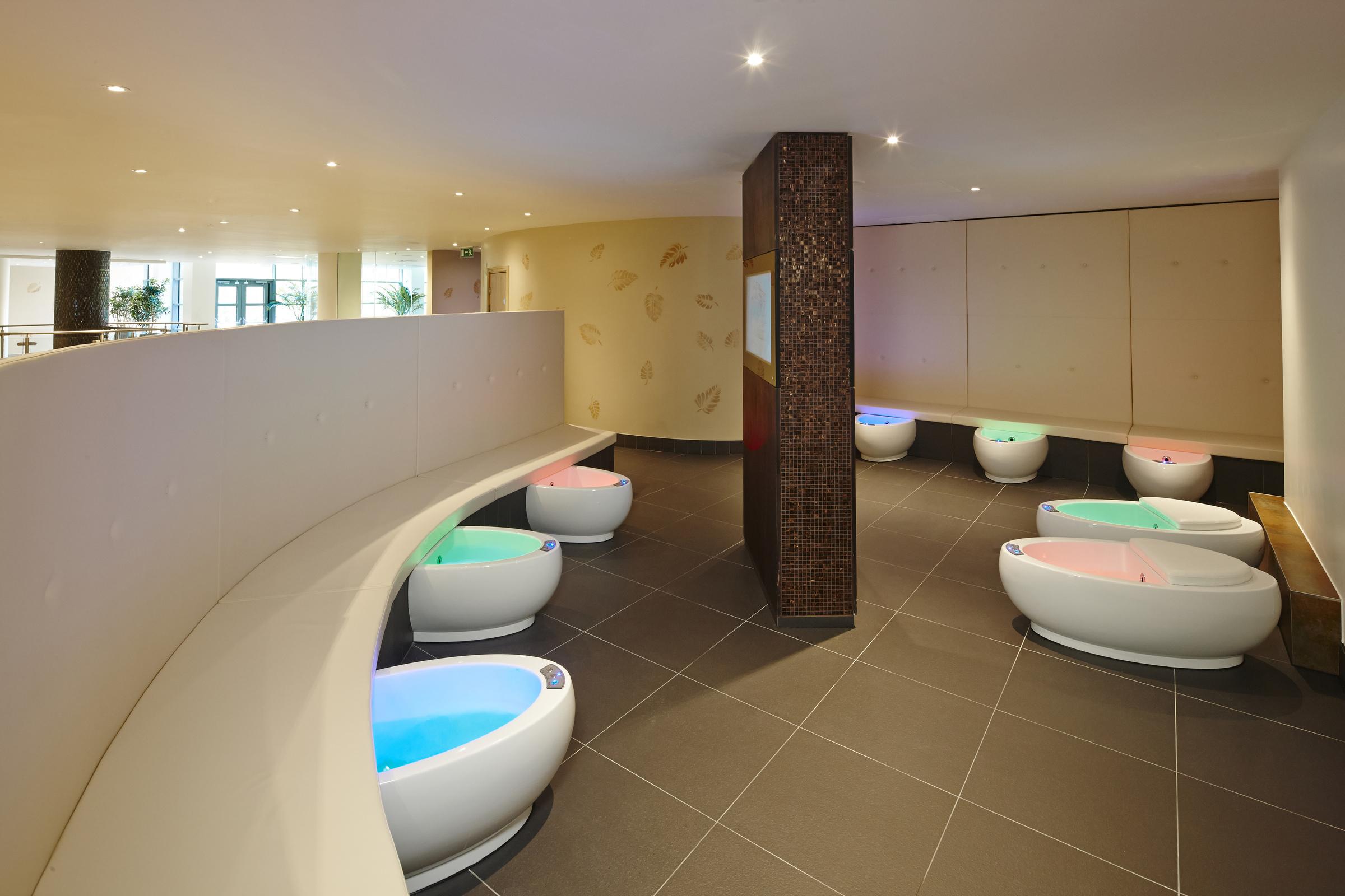 Reflexology Foot Baths