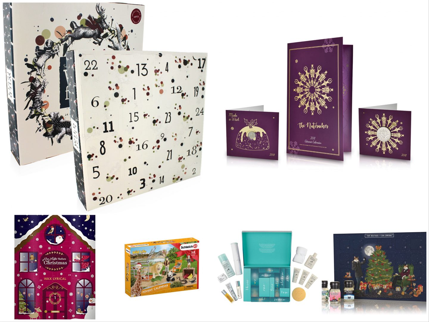 Advent Calendars of 2018